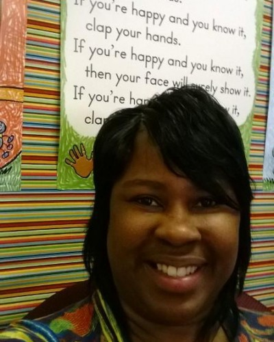 Alice Rudolph, Special Education Paraprofessional