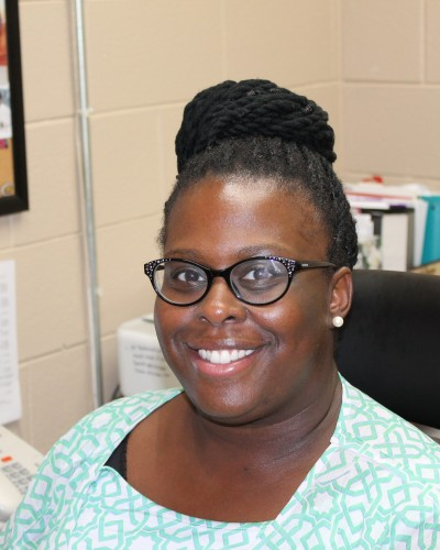 Tiffany Sayles, Counselor